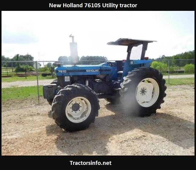 New Holland 7610S Utility Tractor Price, Specs, Review