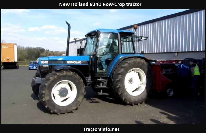 New Holland 8340 Price, Specs, Review, Attachments