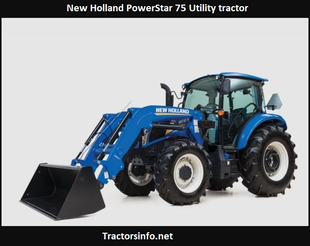 New Holland PowerStar 75 Price, Specs, Review, Attachments