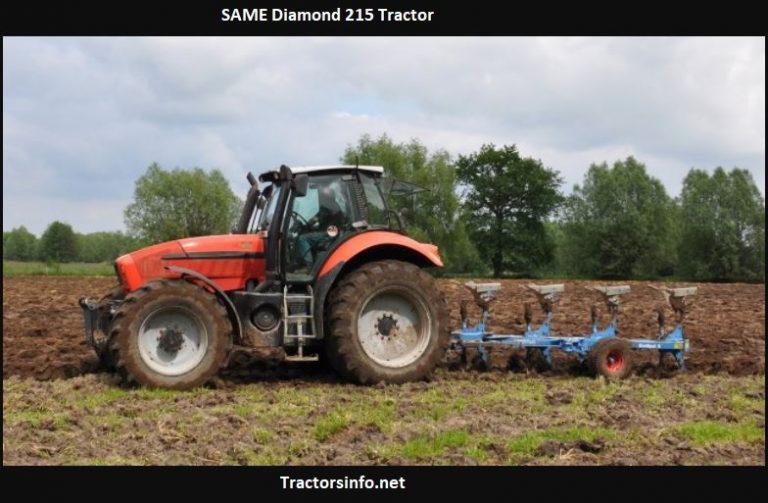 SAME Diamond 215 Tractor Price, Specs, Review