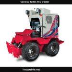 Ventrac 2100C SSV Price, Specs, Review, Attachments