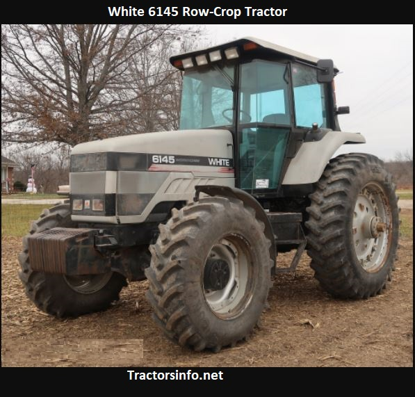 White 6145 Row-Crop Tractor Price, Specs, Review