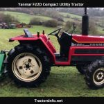 Yanmar F22D Compact Utility Tractor Price, Specs, Review