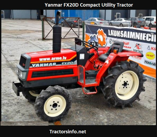 Yanmar FX20D Compact Utility Tractor Price, Specs, Review